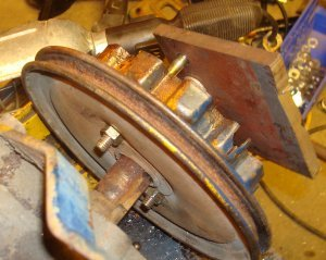 Removing the front pto and basket pulley cubcadetman pto pic 14 publicscrutiny Choice Image